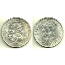 Portugal. 1968. 50 Escudos (EBC) (Plata)