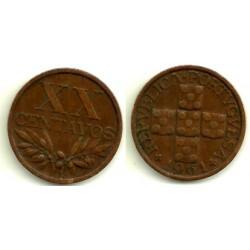 (584) Portugal. 1961. 20 Centavos (MBC)