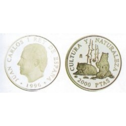 [1996] 2000 Pesetas (Proof)