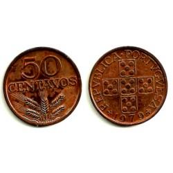 (596) Portugal. 1979. 50 Centavos (EBC+)
