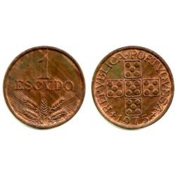 (597) Portugal. 1975. 1 Escudo (SC)