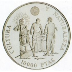 [1995] 10000 Pesetas (Proof)