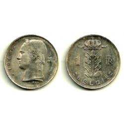 (143.1) Bélgica. 1963. 1 Franc (MBC)