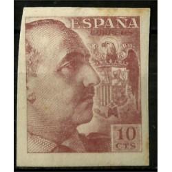 (888) 1939. 10 Céntimos. Pro Tuberculosos (Nuevo)