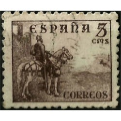 (916) 1940. 5 Céntimos. Cid (Usado)