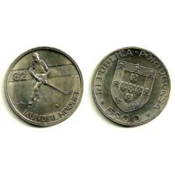 (615) Portugal. 1983. 5 Escudos (SC)