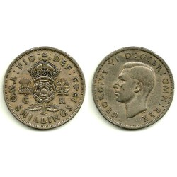 (865) Gran Bretaña. 1949. 2 Shillings (BC)