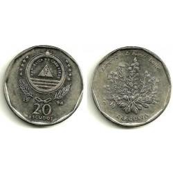 (33) Cabo Verde. 1994. 20 Escudos (MBC)