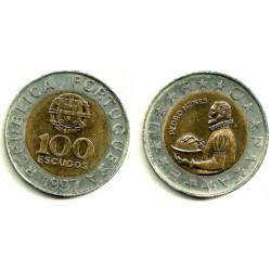 (645.1) Portugal. 1997. 100 Escudos (SC)