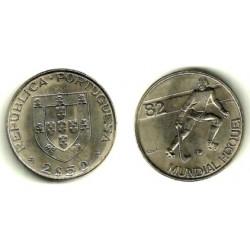 (613) Portugal. 1983. 2½ Escudos (SC)