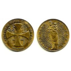 Medalla Catedral Notre-Dame