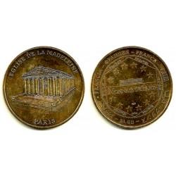 Medalla Iglesia Madeleine