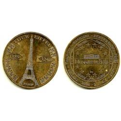 Medalla Torre Eiffel