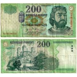 (187d) Hungria. 2004. 200 Forint (MBC-)