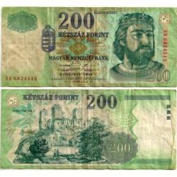 (178) Hungria. 1998. 200 Forint (MBC-)