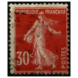 (171) Francia. 1906-37. 30 Centimes. Sembradora (Usado)
