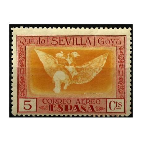 (518) 1930. 5 Céntimos. Quinta de Goya (Nuevo)
