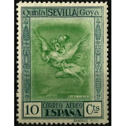 (519) 1930. 10 Céntimos. Quinta de Goya (Nuevo)