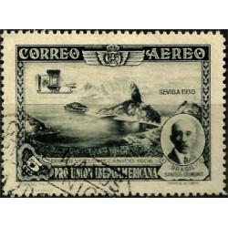 (583) 1930. 5 Céntimos. Pro Unión Iberoamericana (Usado)