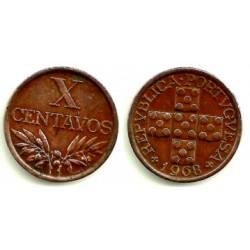 (583) Portugal. 1968. 10 Centavos (EBC+)