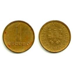 (614) Portugal. 1983. 1 Escudo (MBC)