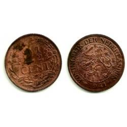 (150) Países Bajos. 1941. 2½ Cents (MBC)