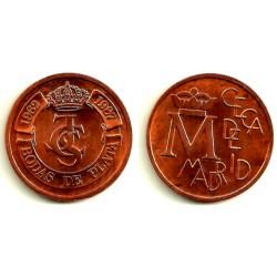 Medalla Bodas de Plata 1962-1987 S.M. el Rey Juan Carlos I