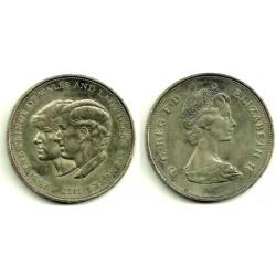 (925) Gran Bretaña. 1981. 25 New Pence (MBC+)