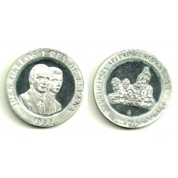 España. 1992. 200 Pesetas (Plata) (Proof)