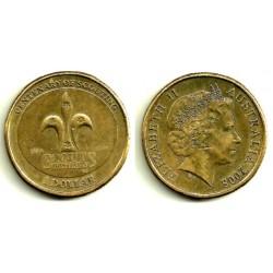 (1039) Australia. 2008. 1 Dollar (EBC+)