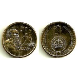 Australia. 2016. 2 Dollars (SC)
