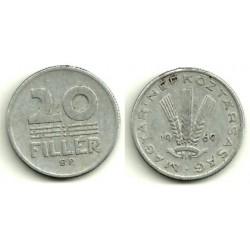 (573) Hungria. 1969. 20 Filler (BC)
