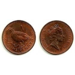 (20) Gibraltar. 1994. 1 Penny (EBC+)