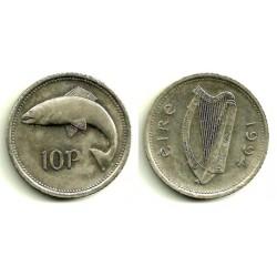(29) Irlanda. 1994. 10 Pence (EBC)