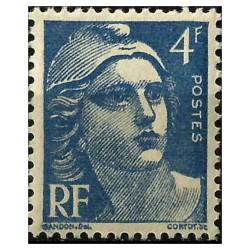 (541) Francia. 1945-47. 4 Francs. Marianne (Nuevo)