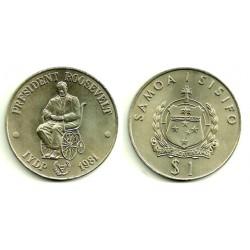 (47) Samoa. 1981. 1 Tala (SC)