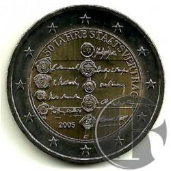 Austria 2005 2 Euro (SC)