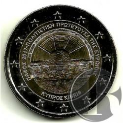 Chipre 2017 2 Euro (SC)