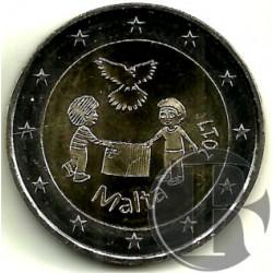 Malta 2017 2 Euro (SC)