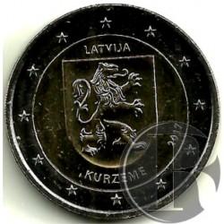 Letonia 2017 2 Euro (SC)