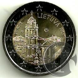Lituania 2017 2 Euro (SC)