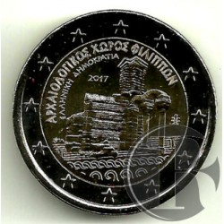 Grecia 2017 2 Euro (SC)