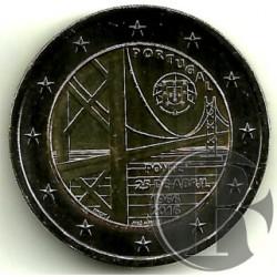 Portugal 2016 2 Euro (SC)