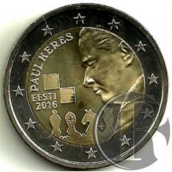 Estonia 2016 2 Euro (SC)