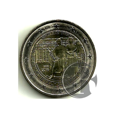 Austria 2016 2 Euro (SC)
