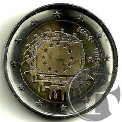 España 2015 2 Euro (SC)