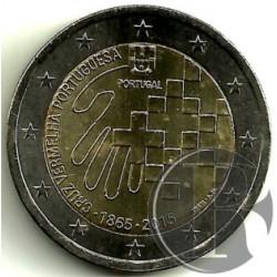 Portugal 2015 2 Euro (SC)