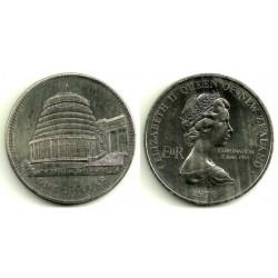 (47) Nueva Zelanda. 1978. 1 Dollar (SC)