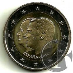 España 2014 2 Euro (SC)