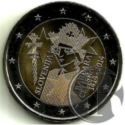 Eslovenia 2014 2 Euro (SC)
